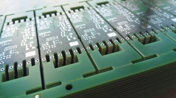 circuiti stampati pcb singola faccia