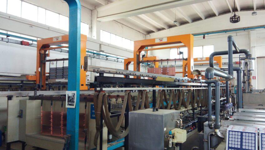 fabbricazione circuiti stampati